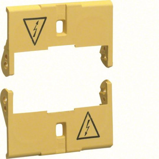 Hager CZN005 Érintésvédelmi burkolat 2P hibaáramrelé betápkapcsokhoz