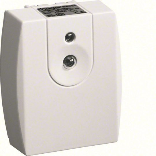 Hager EE701 Alkonykapcsoló, 1Z, 8A, 230V, falon kívüli, IP55, 10-300 Lux