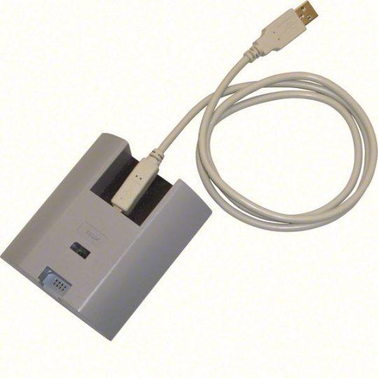 Hager EG003U Digitális órákhoz USB-s kulcs adapter, PC-s programozáshoz, szoftverrel
