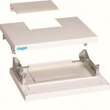 Tető és alap panel 620 széles szekrényekhez, IP43 (Hager FC426)