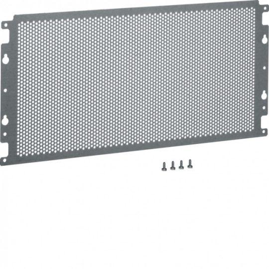 Hager FD00M1 Perforált szerelőlap, 225x440mm
