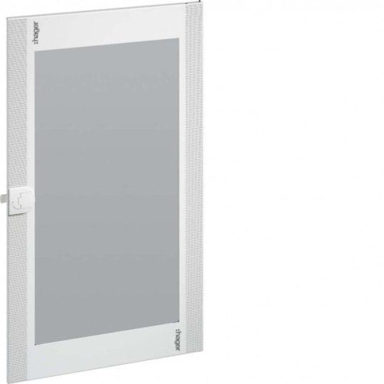 Hager FD52TN Átlátszó ajtó, Fx52xN-hez