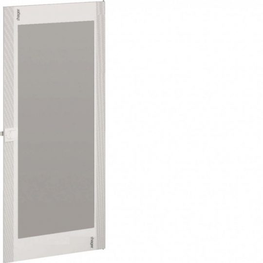 Hager FD72TN Átlátszó ajtó, Fx72xN-hez