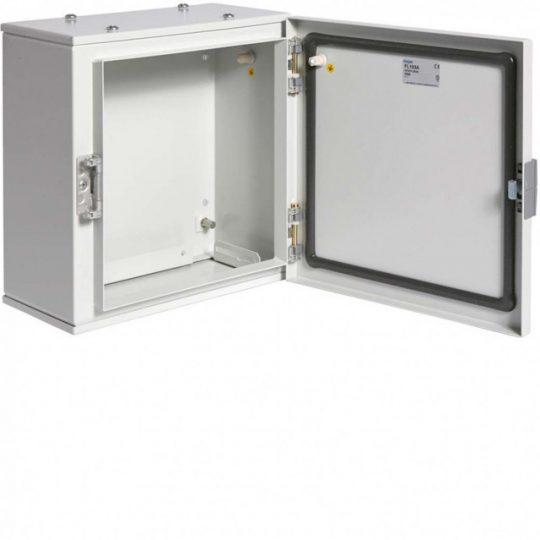 Hager FL103A Orion Plus fémszekrény, IP65, teli ajtós, 300x300x160mm