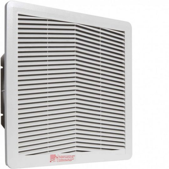 Hager FL216Z ventilátor 520m3/h, 67W, 230V, 325x325mm