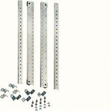 Szerelőrúd készlet 950x600 vagy 950x800mm (magxszél) szekrényekhez, Orion plus (Hager FL467A)
