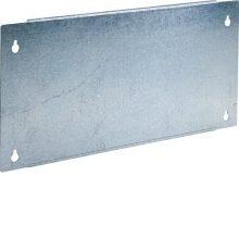 Modul fém szerelőlap 600x500mm, 700mm széles szekrényekhez, Quadro5 (Hager FM486)