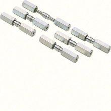 Sorolókészlet két álló vagy fali szekrény vízszintes összeillesztéséhez, Quadro5 (Hager FM635)