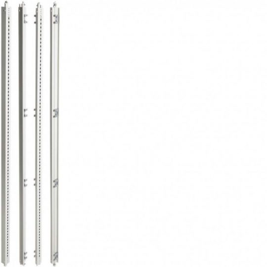 Hager FN047E Quadro+ evo függőleges szerelő keret, 2100mm magas szekrényhez