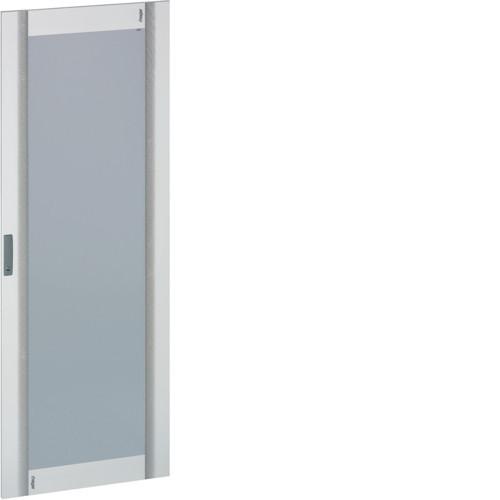 Hager FN511E Quadro+ evo átlátszó ajtó 2100x450mm