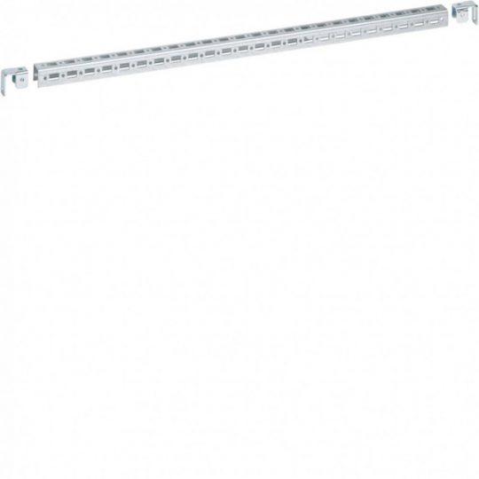 Hager FN864E Quadro+ evo perforált konzol, keresztrudakra, 25mm mag., 700mm széles cellához