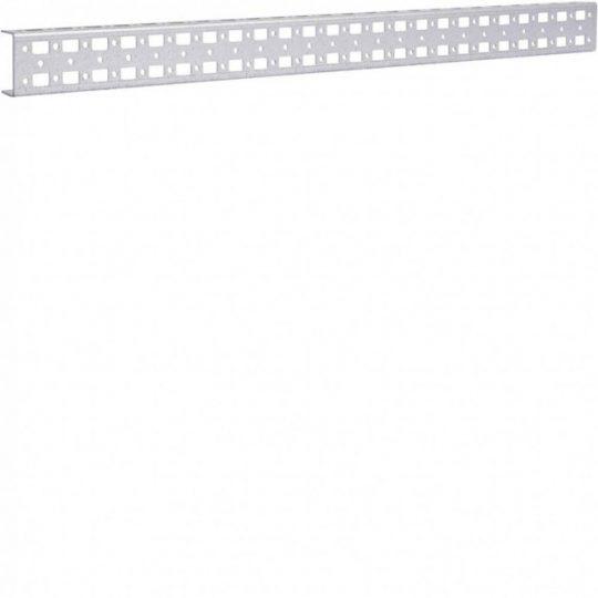 Hager FN865E Quadro+ evo perforált konzol, keresztrudakra, 50mm mag., 700mm széles cellához