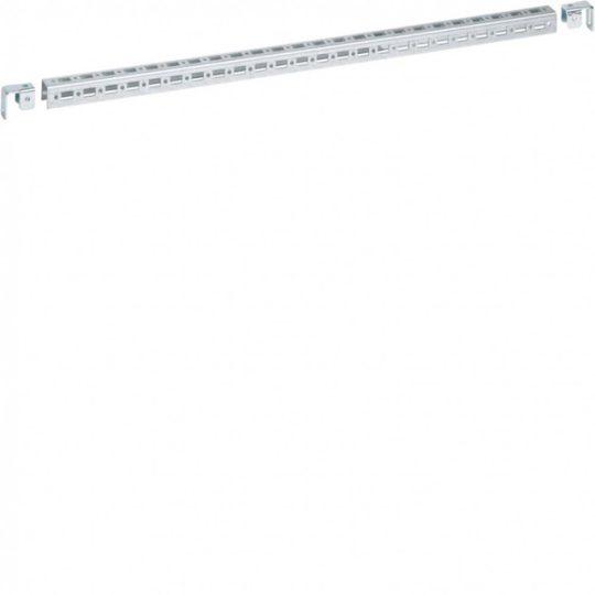 Hager FN866E Quadro+ evo perforált konzol, keresztrudakra, 25mm mag., 900mm széles cellához