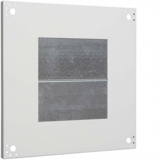 Hager FX098 Kábelbevezetős alsó - felső lemez (400mm széles x 400mm mély)
