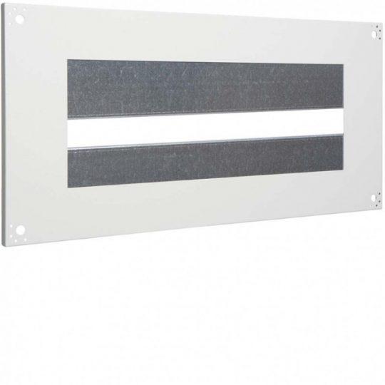 Hager FX102 Venezia - Kábelbevezetős alsó - felső lemez (800mm széles x 400mm mély)