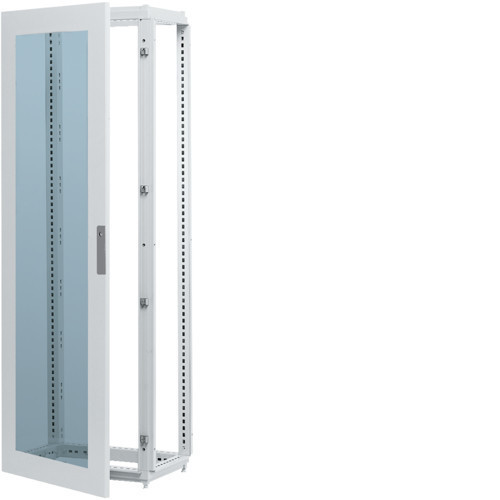 Hager FX325 Átlátszó ajtó (800mm széles x 1700mm mags)