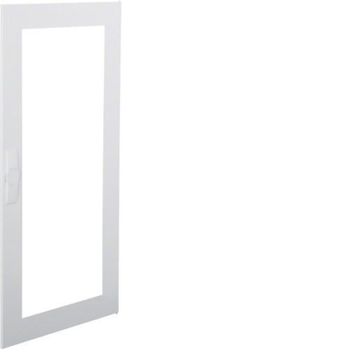 Hager FZ102N Univers átlátszó ajtó, jobb oldal, IP44, 1100x550mm, FWB72-höz (FWB73; FWB74)