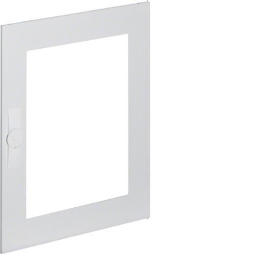 Hager FZ104N Univers átlátszó ajtó, jobb oldal, IP44, 650x550mm, FWB42-höz (FWB43; FWB44)