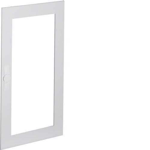 Hager FZ110N Univers átlátszó ajtó, jobb oldal, IP44, 950x550mm, FWB62-höz (FWB63; FWB64)