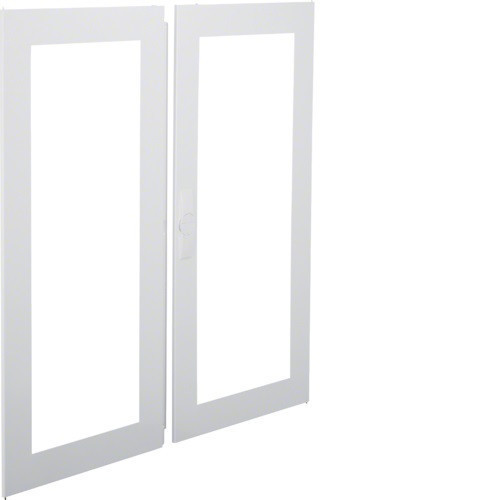 Hager FZ164N Univers átlátszó ajtó, IP44, 1100x550mm, FWB74-hez