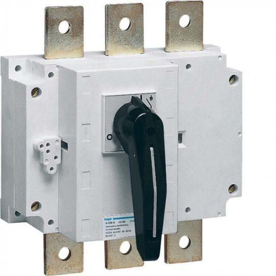 Hager HA351 Terheléskapcsoló leválasztás kijelzéssel, 3P, 125A