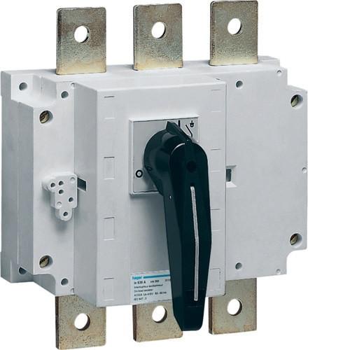 Hager HA354 Terheléskapcsoló leválasztás kijelzéssel, 3P, 250A