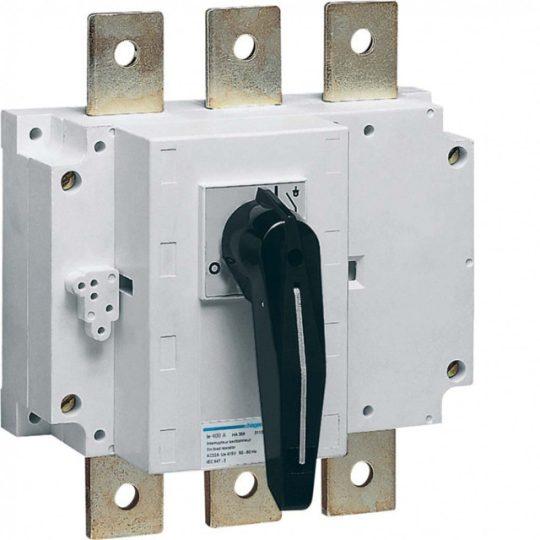 Hager HA357 Terheléskapcsoló leválasztás kijelzéssel, 3P, 400A