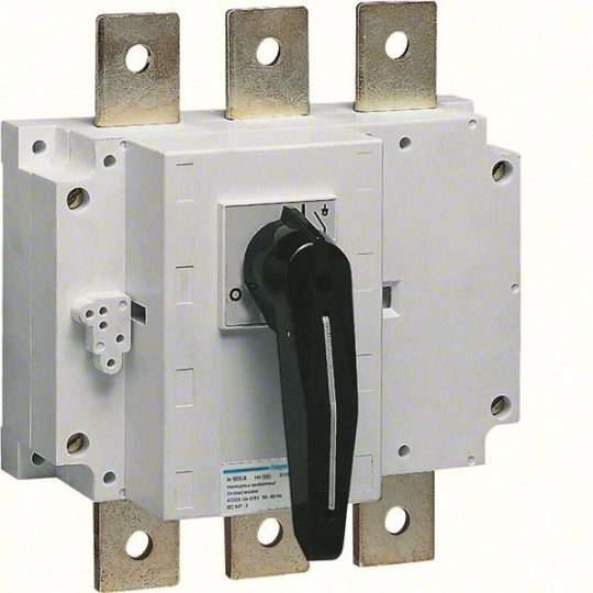 Hager HA360 Terheléskapcsoló leválasztás kijelzéssel, 3P, 800A