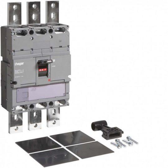 Hager HCE970H h1000 kioldó nélküli kapcsoló, 3P, 1000A