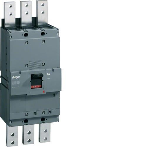 Hager HCF980H h1600 kioldó nélküli kapcsoló, 3P, 1250A