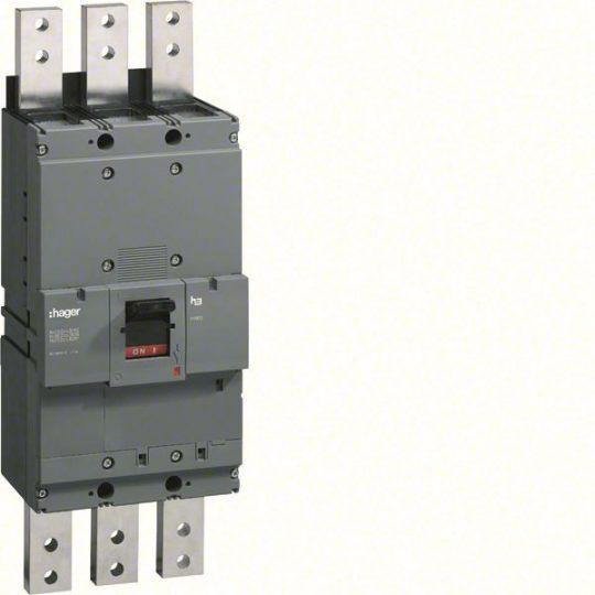 Hager HCF990H h1600 kioldó nélküli kapcsoló, 3P, 1600A