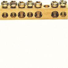 N/PE sín 3x16mm2+4x10mm2, L=49mm, talp nélkül (Hager K142)