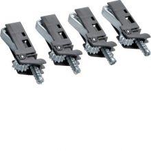 Volta gipszkarton beépítő szett (Hager VZ405N)