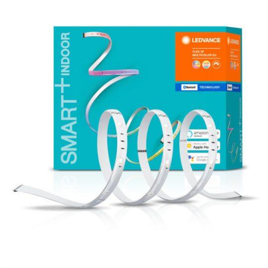 LEDVANCE SMART+ Bluetooth vezérlésű LED szalag, 10W 480lm RGBW, átlagos élettartam: 20 000 óra, fényszín: multicolor SMART+ BT FLEX 3P RGBW ( LEDVANCE_4058075208483 )