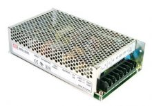 Mean Well AD-155A Biztonsági tápegység 1 fázisú, 155W, 13,8V DC kimenettel 11,5A, 13,3V DC kimenettel 0,5A akkutöltéshez 88...264 V AC, 50/60 Hz ( AD-155A )