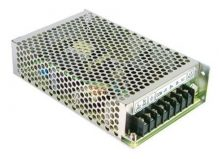 Mean Well AD-55B Biztonsági tápegység 1 fázisú, 55W, 27,6V DC kimenettel 2A, 26,5V DC kimenettel 0,16A akkutöltéshez 88...264 V AC, 50/60 Hz ( AD-55B )