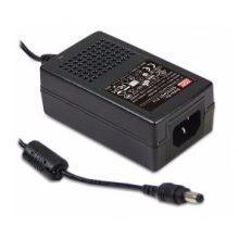 Mean Well GST25E12-P1J Tápegység 1 fázisú, 25W, 12V DC kimenettel, 2,08A, 85...264 V AC, 50/60 Hz ( GST25E12-P1J )
