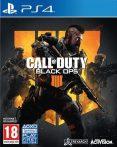 Call of Duty Black Ops 4 játékszoftver ( PS4 )