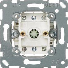 Schneider Merten MTN317200 forgatógombos redőnynyomó betét, burkolat és keret nélkül, süllyesztett 2 pólus 10A 250V