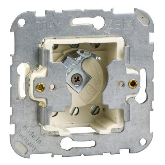 Schneider Merten MTN318601 kulcsos váltókapcsoló betét 10 A, AC 250 V burkolat és keret nélkül (Merten M-Smart, M-Plan, M-Elegance)