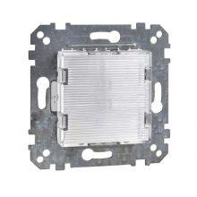 Schneider Merten MTN353000 központi megtáplálású tartalékvilágítás, burkolat és keret nélkül (Merten M-Smart, M-Plan, M-Elegance)