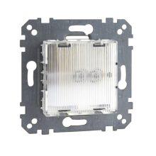 Schneider Merten MTN353002 hálózatba köthető tartalékvilágítás (AC 250 V), burkolat és keret nélkül (Merten M-Smart, M-Plan, M-Elegance)