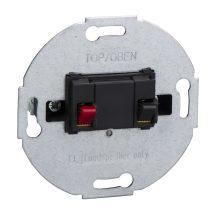 Schneider Merten MTN466919 egyes hangszóró-csatlakozó antracit burkolat és kerét nélkül (Merten M-Smart, M-Plan, M-Elegance, D-Life)