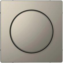 Schneider MTN5250-6050 nikkel burkolat forgatógombos fényerő szabályzók betétekhez (Merten D-Life)