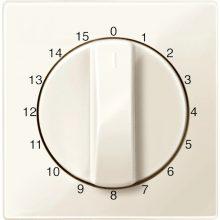 Schneider MTN567444 krém burkolat 15 perces időkapcsoló betétekhez (Merten M-Smart, M-Plan, M-Elegance)