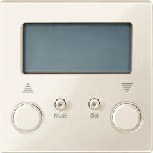 Schneider Merten MTN581444 Standard programozható redőnykapcsoló krém burkolattal