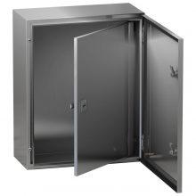 Fém belső ajtó 400x300mm (magxszél) CRN szekrényekhez (Schneider NSYPIN43)