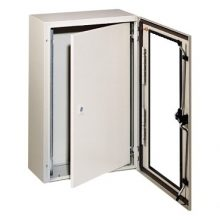 Fém belső ajtó 1000x800mm (magxszél) CRN szekrényekhez (Schneider NSYPIN108)