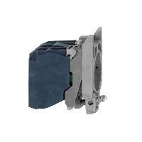 Schneider ZB4BV9 Harmony fém jelzőlámpa BA9s izzós blokk rögzítő aljzattal, 600VAC