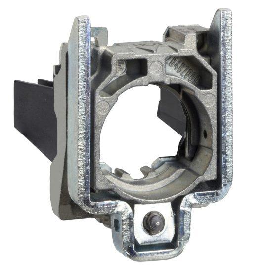 Schneider ZB4BZ079 Harmony fém rögzítőaljzat, NYÁK csatlakozáshoz